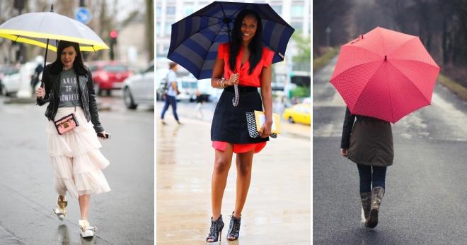 Огромный выбор оригинальных брендовых зонтов по выгодным ценам