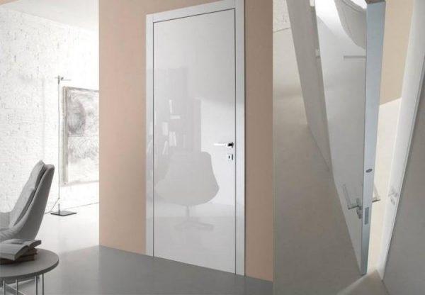 Купить межкомнатные глянцевые двери в Спб