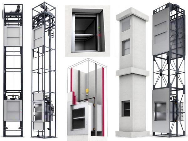 Завод по производству лифтов и подъёмников